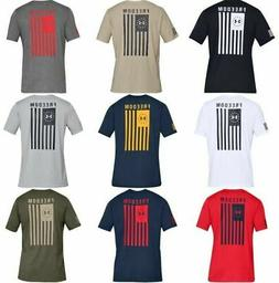 1333350 mens athletic ua freedom flag t