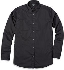 Crafted Collar Men's Classic Fit Casual Button-Down Shirts 1