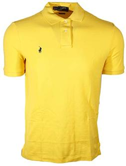 Polo Ralph Lauren Mens Classic Fit Mesh Polo Shirt )