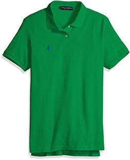 U.S. Polo Assn. Men's Classic Polo Shirt, Sprint Green, L