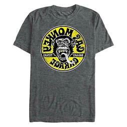 Gas Monkey Men's Logo Circle T-Shirt Officially Licensed Dal