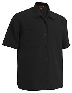 HA MENS TEXTURED CAMP SHIRT