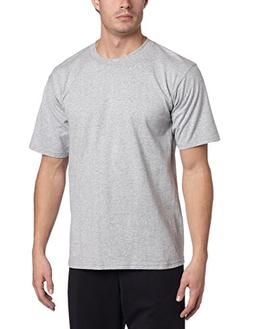 Soffe Men's Heavy Weight Cotton T-Shirt Oxford Large