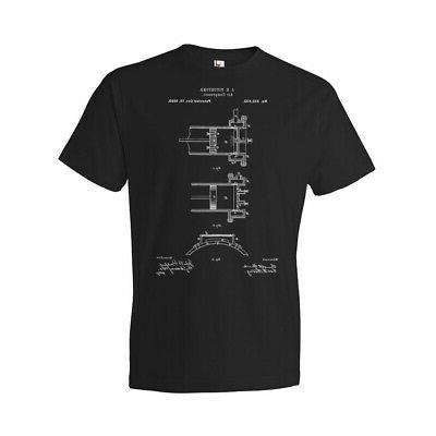 air compressor shirt mechanical engineer contractor gifts