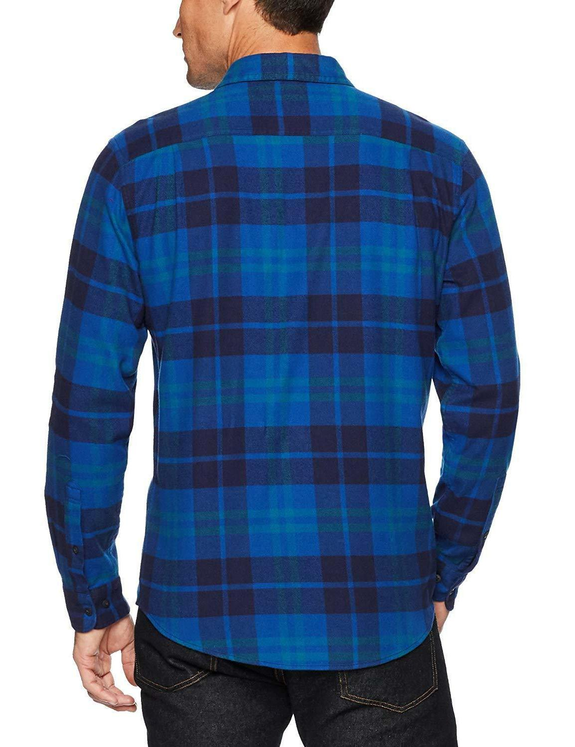 Amazon Men's Long-Sleeve Shirt