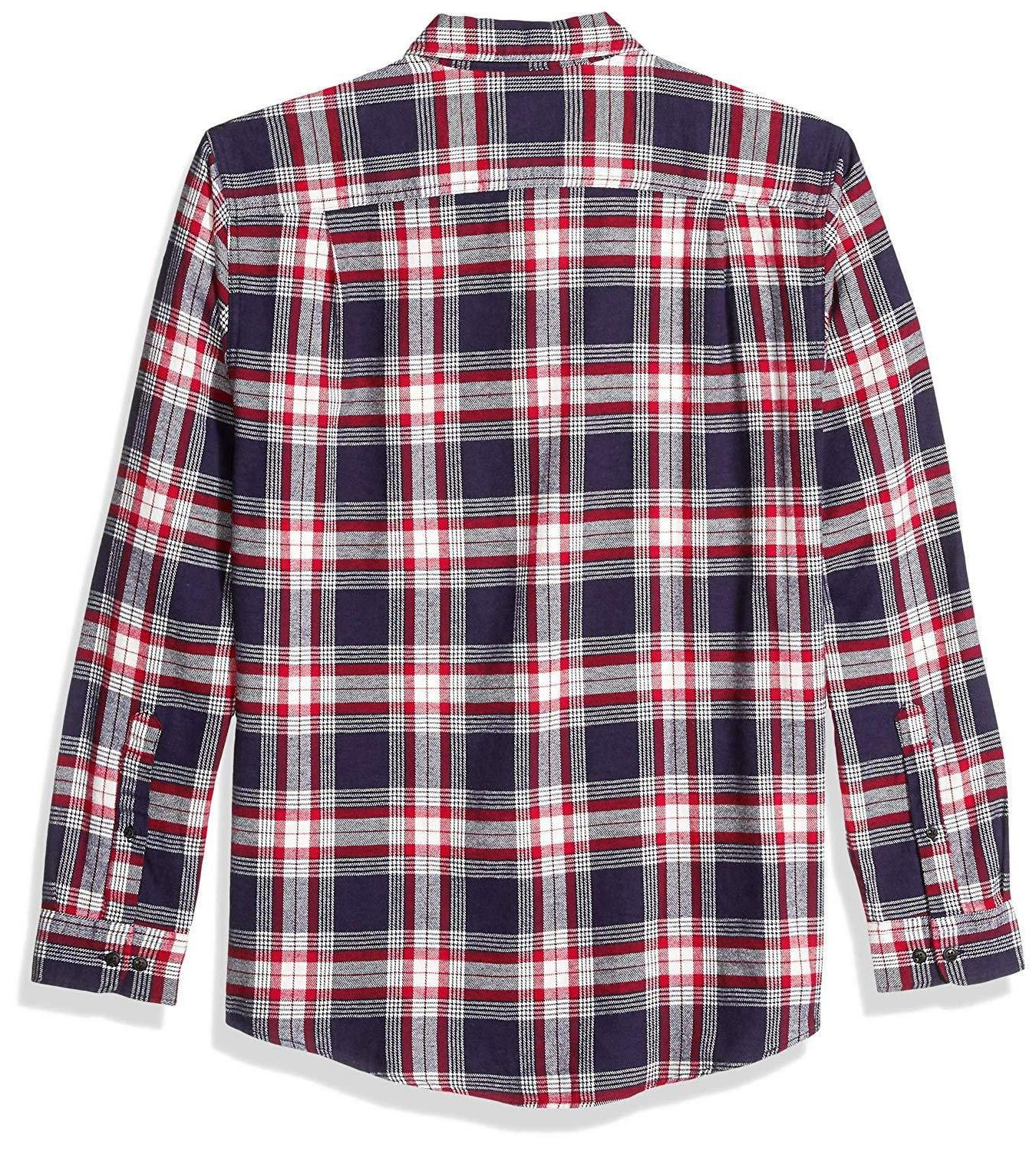 Long-Sleeve Flannel