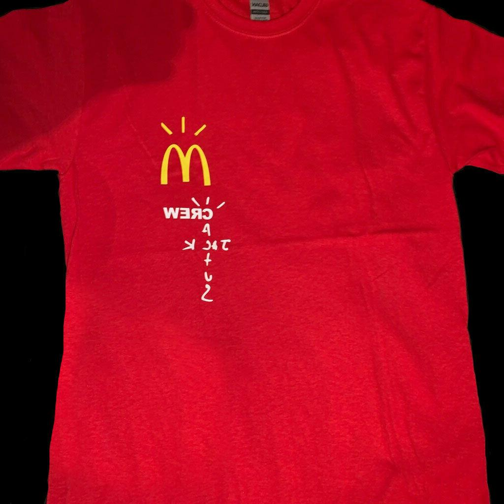 mcdonalds travis scott cactus jack collab merch