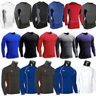 Men Compression Base Layer Skins Long Sleeve Fitness Thermal