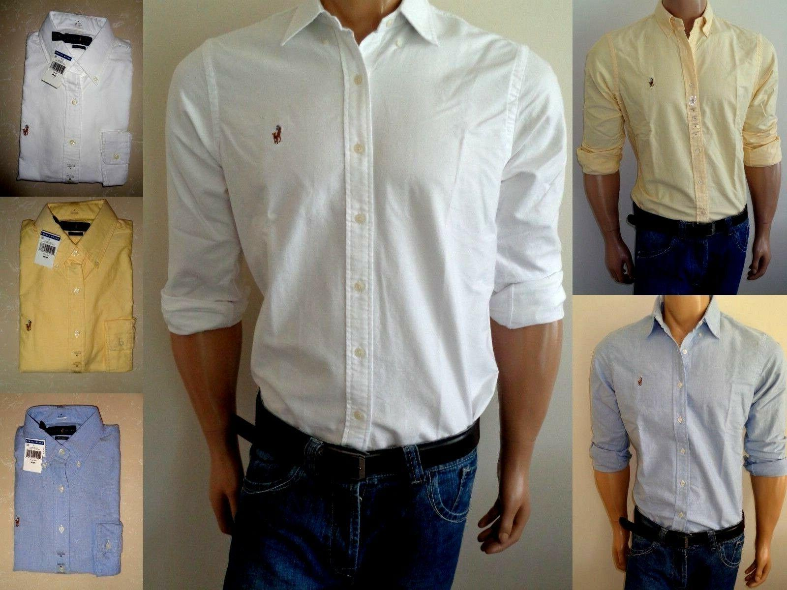 men oxford shirts classic fit all sizes