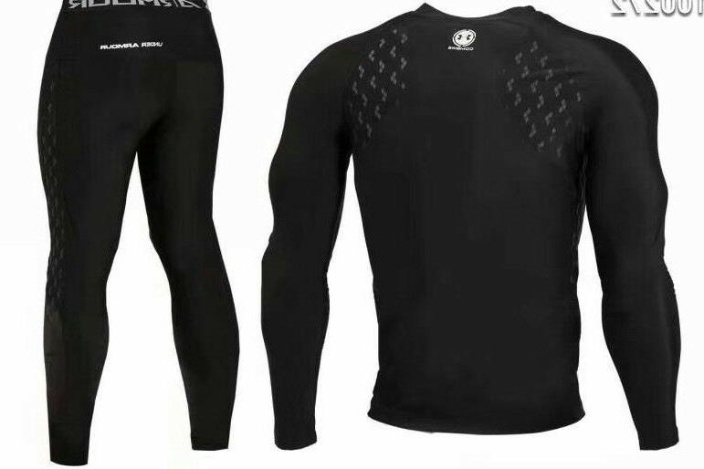 Under Armour Long and Sleeve
