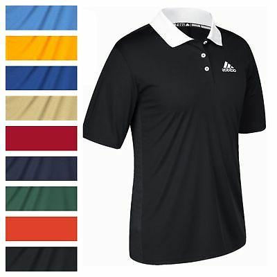 men s game built climalite polo athletic