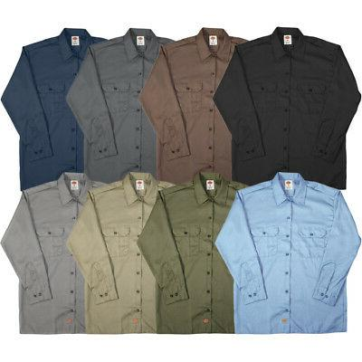 men s longsleeve work shirt style 574