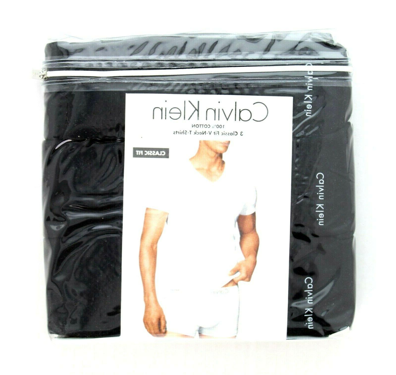 Calvin T-Shirts 100% Fit Pack