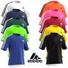 Mens Adidas Estro 15 Climalite Short Sleeve T Shirt Top Foot