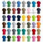 Gildan Mens Ultra Cotton Mens Short Sleeve T Shirt Tee  Size