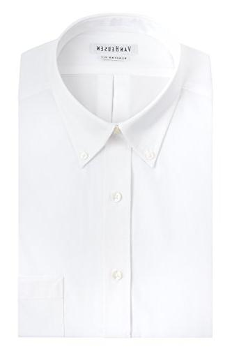 pinpoint regular fit solid button