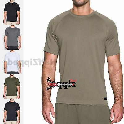 tactical ua tech t shirt men s