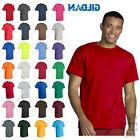 Gildan Ultra Cotton Mens Short Sleeve Tee Plain Blank Solid