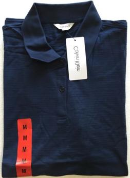 Calvin Klein Lifestyle Mens Lightweight Cotton Polo Shirt