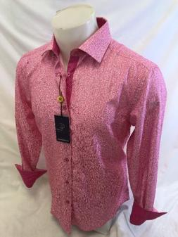 Men SUSLO COUTURE Designer Shirt Woven SLIM FIT MULTI COLOR