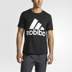adidas Men's Badge of Sport Big and Tall Classic Tee BP7450