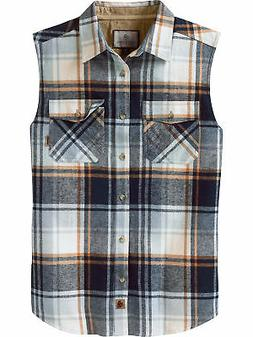 Legendary Whitetails Men's Big Country Sleeveless Flannel