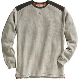 Legendary Whitetails Men's Contour Thermal Crew Thicket Heat