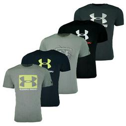 Under Armour Men's Fitted Spring Tech T-Shirt 5-Pack