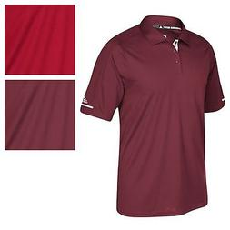 adidas Men's Game Built CLIMACHILL Polo Athletic Coaching Go