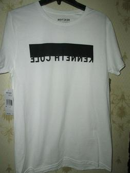 Kenneth Cole Reaction Men's Graphic Tee Short Sleeve T-Shirt