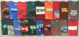 Men's Levi's Cotton/Polyester Blend T-Shirt