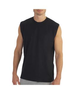 Fruit of the Loom Men's Muscle Shirt XL-4XL Colors