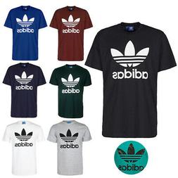 Adidas Men's Short-Sleeve Trefoil Logo Graphic T-Shirt
