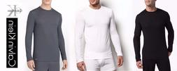 Calvin Klein Men's T-Shirt Long Sleeve Micro Modal New Ck U1