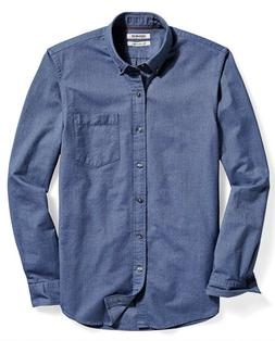 "Goodthreads Men's ""The Perfect Oxford Shirt"" Long-Sleeve Sol"