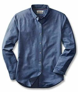 """Goodthreads Men's """"The Perfect Oxford Shirt"""" Slim-Fit Long-S"""