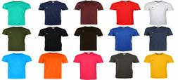 MENS LACOSTE S/S REGULAR FIT PIMA JERSEY CREW NECK T-SHIRT,