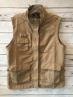 H2H Mens Utility Vest SIZE LARGE Fishing Photography Work Mu