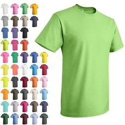 Fruit of the Loom More Colors Heavy Cotton HD Short Sleeve M