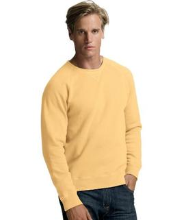 Hanes Men's Nano Premium Soft Lightweight Fleece Sweatshirt