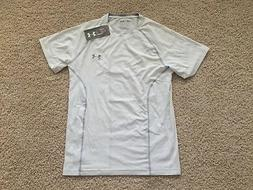 NEW UNDER ARMOUR Heat Gear Sonic Armourvent Fitted Shirt men