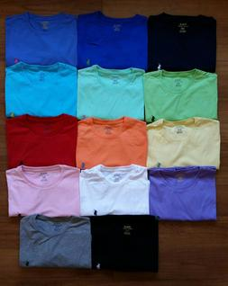 NEW Men Polo Ralph Lauren Crew Neck T Shirt Size S M L XL XX