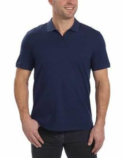 NEW!  Calvin Klein Men's Lightweight Short Sleeve Polo Shirt