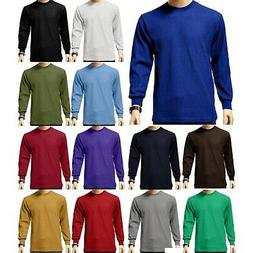 New Mens HEAVYWEIGHT THERMAL TOP Long Sleeve Shirts Underwea