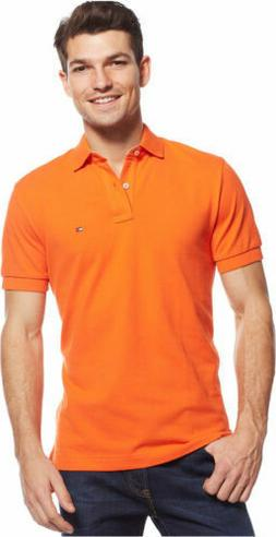 New NWT Mens Tommy Hilfiger Polo Shirt Custom Ivy Fit Small