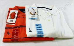 NWT $59.50 MSRP, Nautica Men's Performance Deck Classic Polo