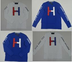 NWT Men's Tommy Hilfiger Long-Sleeve Tee  Shirt  S M L XL XX