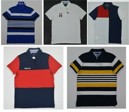 NWT Men's Tommy Hilfiger Short-Sleeve Polo Shirt Slim Fit XS