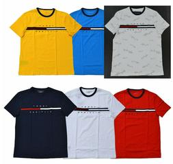 NWT Men's Tommy Hilfiger  Short-Sleeve Tino Tee  Shirt Color