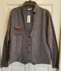 NWT Mens H2H*Have to Have* Sweater.Sz L*Very Nice!!*